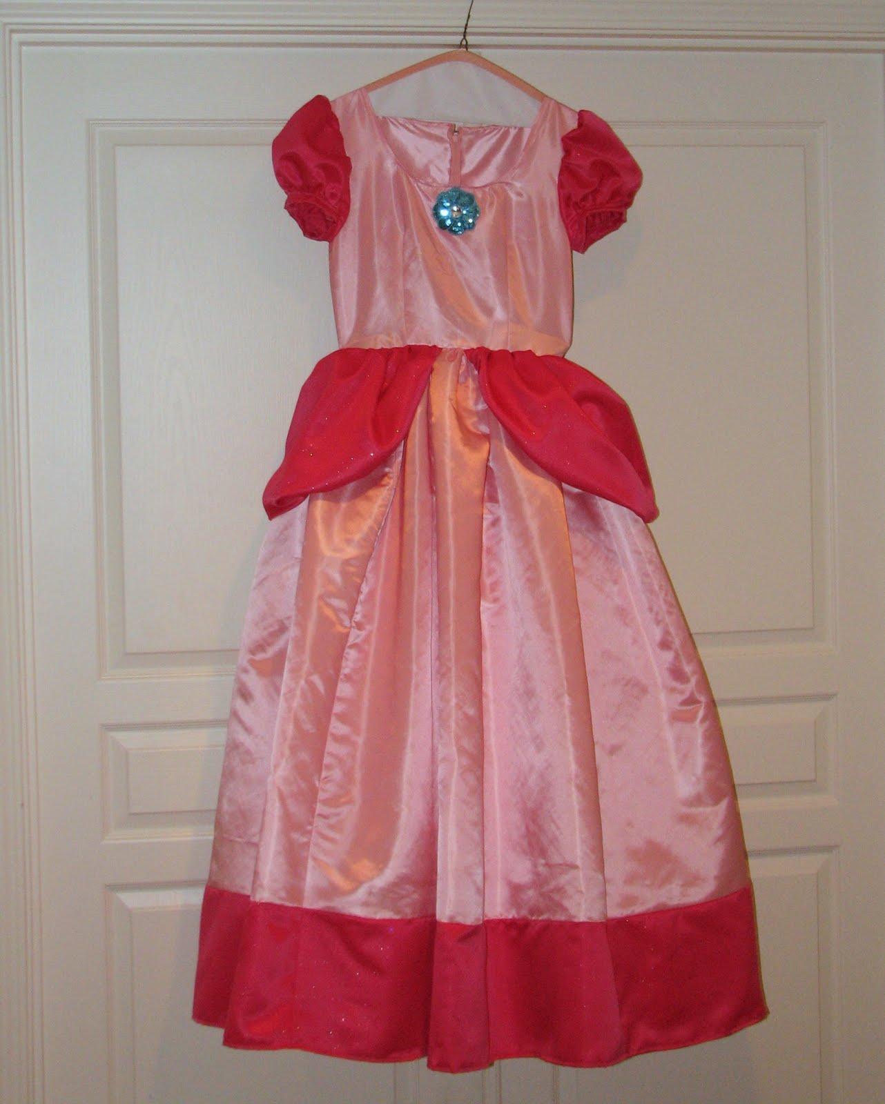 TUTORIAL Princess Peach & What I Made Today: TUTORIAL: Princess Peach