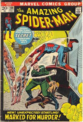 Amazing Spider-Man #108, Vengeance from Vietnam