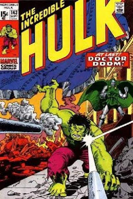 Incredible Hulk #143, Dr Doom