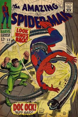 Amazing Spider-Man #53 Dr Octopus