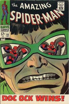 Amazing Spider-Man #55, Dr Octopus