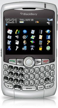 Code to reset Blackberry Curve 8300 mobile