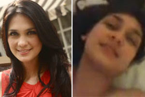 VIDEO MESUM LUNA MAYA-ARIEL PETERPAN DI FACEBOOK? |GAMBAR FOTO ARTIS ...