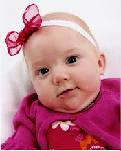 Baby Sophia--5 months