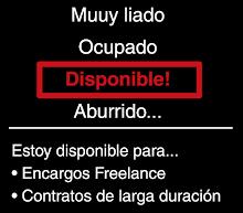 Disponibilidad