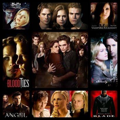 The Vampire Movies
