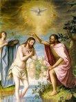 San Juan Bautista y Jesús de Nazareth
