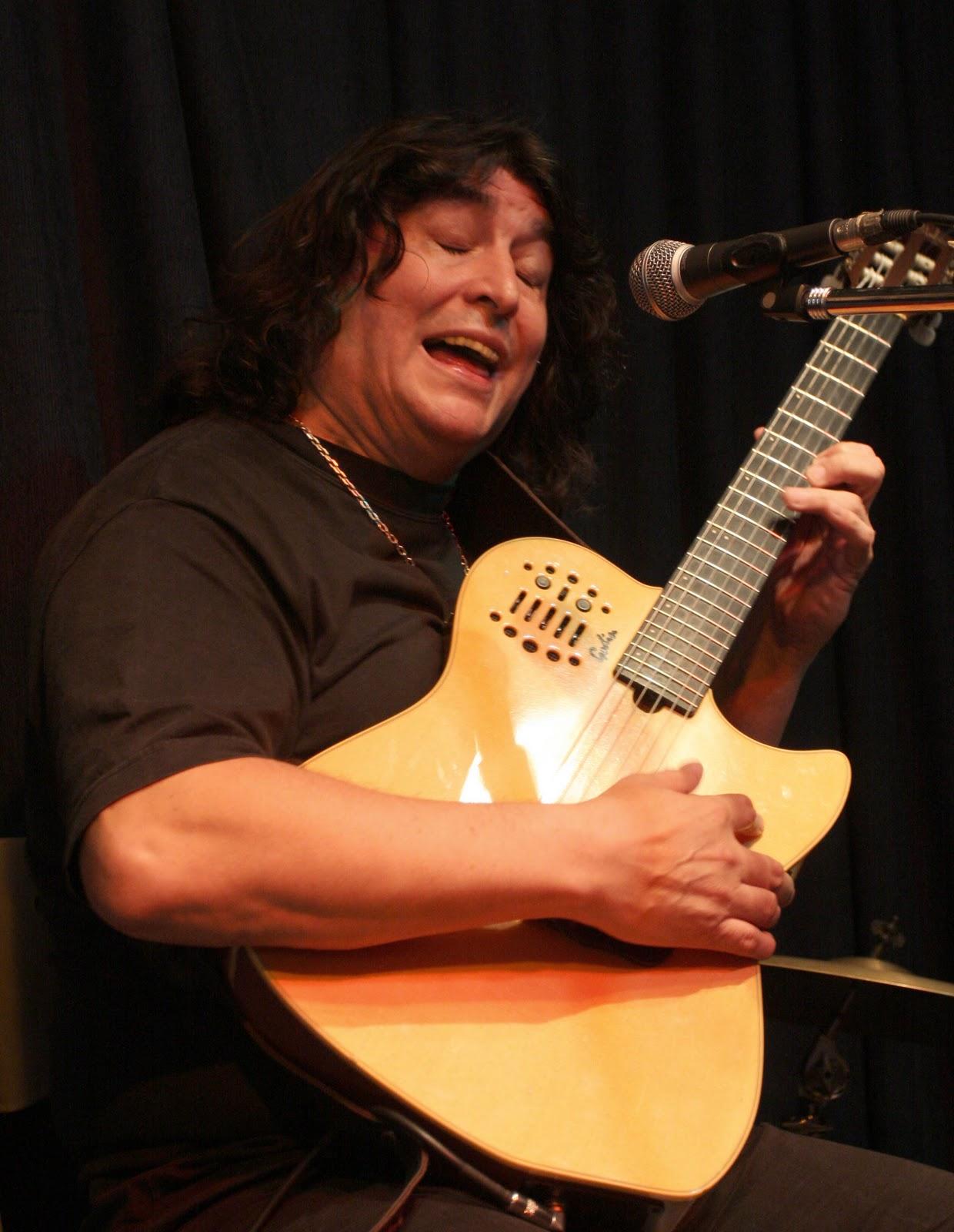 daniel fanego guitar