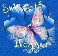 Sweet Blogger Award