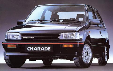 Manual de Taller daihatsu charade