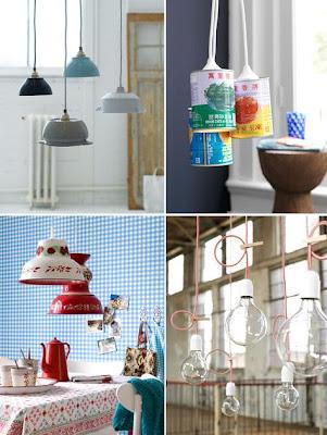 ideias para lustre
