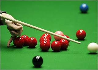 в начале Welsh Open голова была забита чем угодно, только не снукером