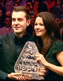 финал Мастерс-2010 оказался счастливым для Марка Селби: показал красивый снукер и взял реванш
