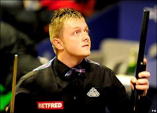 Марку Аллену на чемпионате мира по снукеру 2010 не хватило до максимального брейка всего одного очка, но рекорд в  Крусибле он все же установил