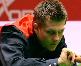 после перерыва в полуфинале China Open Райан Дэй выглядел более чем скромно