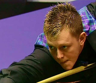 Марк Аллен в игре с Гулдом добыл себе путевку в 1/8 чемпионата мира по снукеру
