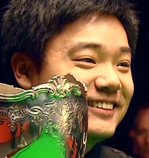 в финале чемпионата Британии по снукеру Дин победил не только соперника, но и свою неуверенность в успехах