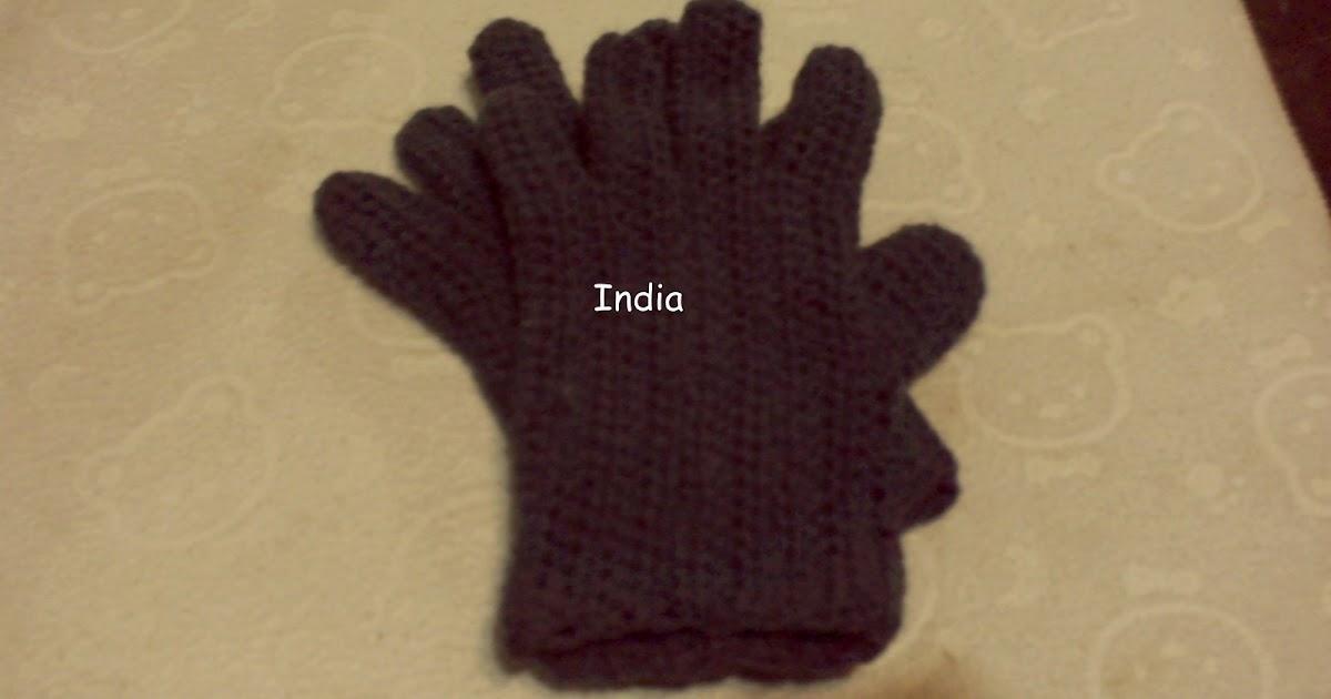 el blog de la india termine los guantes