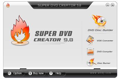 Super DVD Creator v9.5 Multilingual