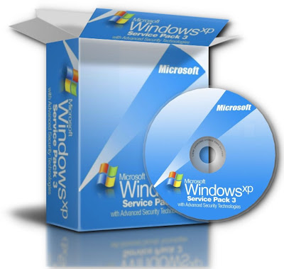 Capa Windows XP   Turbo 3D SP3 2010