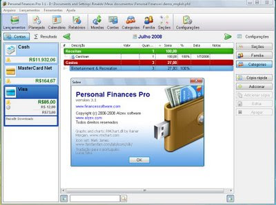 Download Personal Finances Pro 4.0