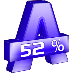 Alcohol 52% Free Edition
