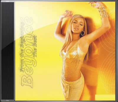 JEWEL+CASE Beyonce - From the Beginning The Best (2009)