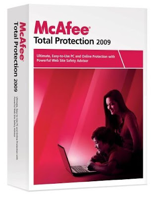 2zz5ms3 McAfee Total Protection 2009 Retail (Só instalar e usar)