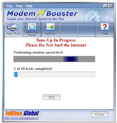 sshot 1 Modem Booster 5.0 (CRACKEADO)