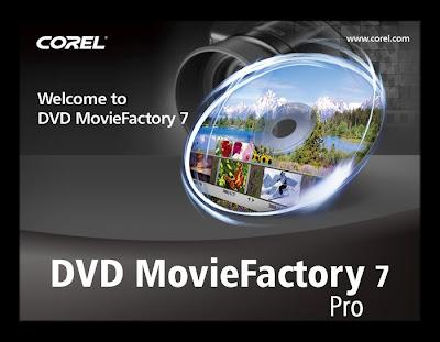 Corel DVD Movie Factory Pro v7.00 Full