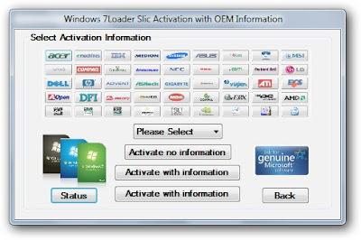 sshot 1 Novo Ativador ORBIT Windows 7 7600