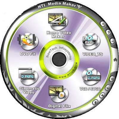 6oto NTI Media Maker 8 Premium v8.0.0.6316