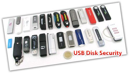 USB Disk Security - лучшая программа для защиты вашего компьютера от