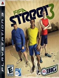 Fifa Street 3 Euro - PS3