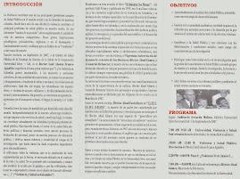 VIOLENCIA y SALUD PUBLICA II