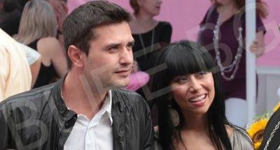 Теди Кацарова е гадже с Георги Любенов
