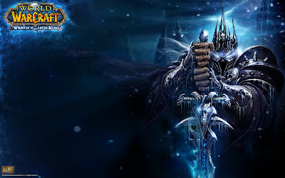 Wrath of the Lich king High Resolution Free Wallpapers