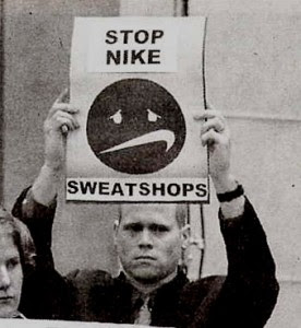 nike child labor scandal Nike: the story you don't know their pledge to end the use of sweatshops and slave labor in their products as of 2012, nike has over 44,000.