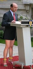 Basescu .. nu este presedintele meu