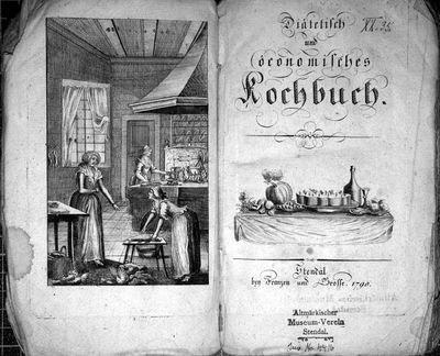Diätetisch und öconomisches Kochbuch (1790)