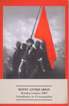 Rotes Antiquariat, Katalog Sommer 2009