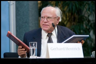 Gerhard Hentrich, Foto © BMVBS
