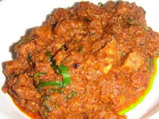 rendang daging arnab