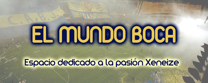 Mundo BOCA - Rodrigo Castro