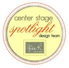 I was April's Centerstage Guest Designer for Gina K. Designs 2010
