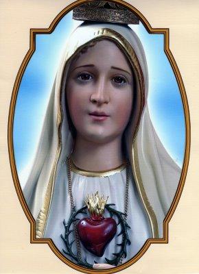 Virgen De F  Tima