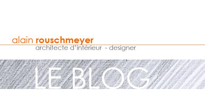 alain rouschmeyer: architecte d'intérieur-designer