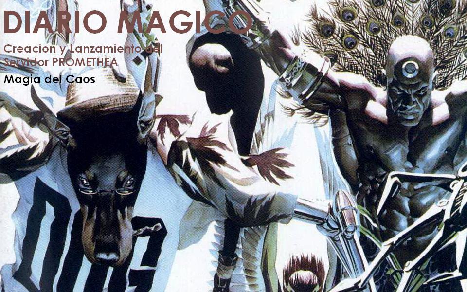 Psiconavegando Paradigmas - Diario Magico