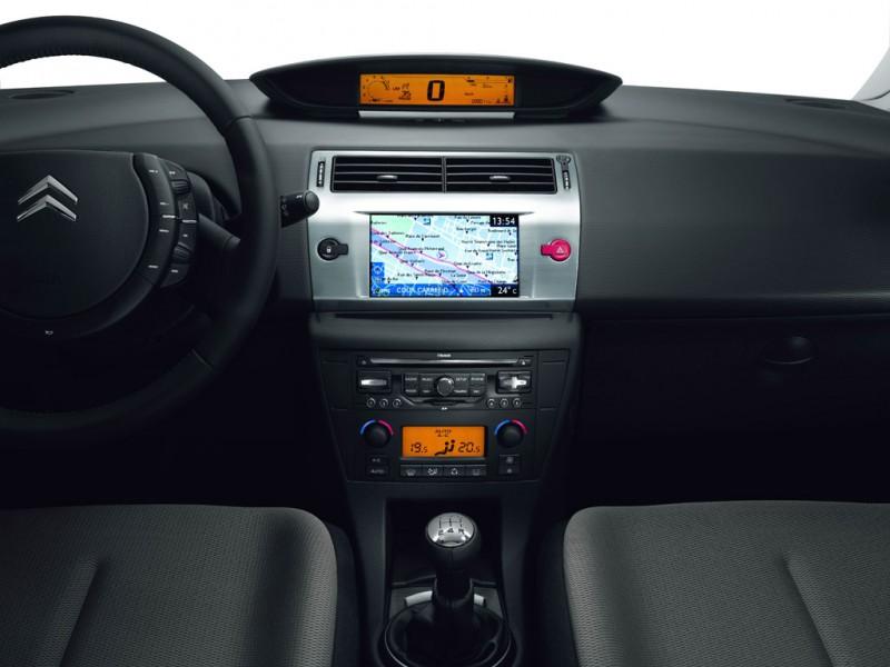 2009 Citroen C4. 2009 Citroen C4
