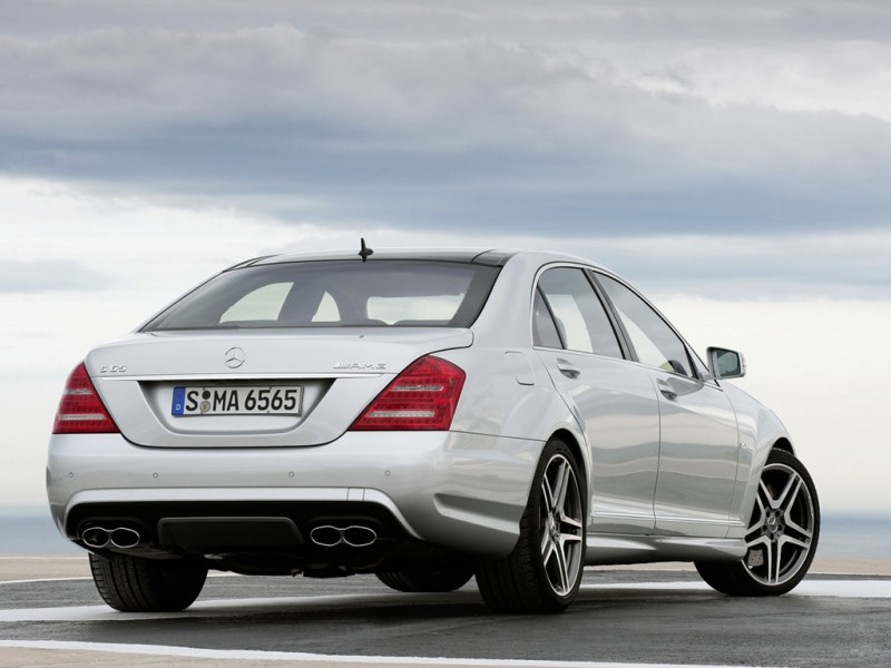 Mercedes Benz S Class Amg. 2010 Mercedes-Benz S65 AMG